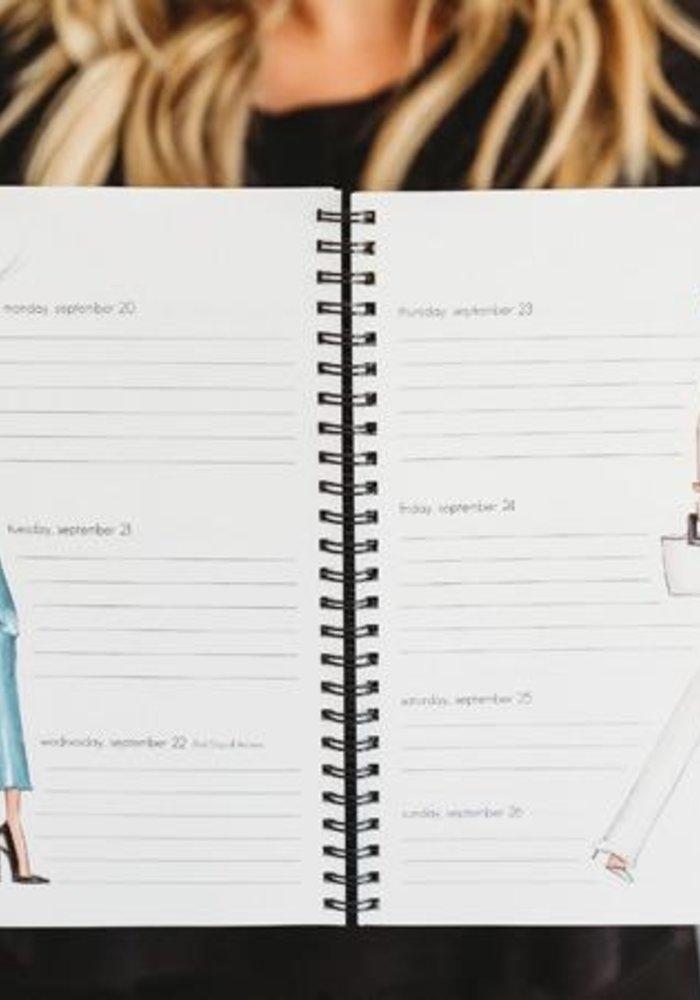 Brittany Fuson™ 2021 Spiral Planner