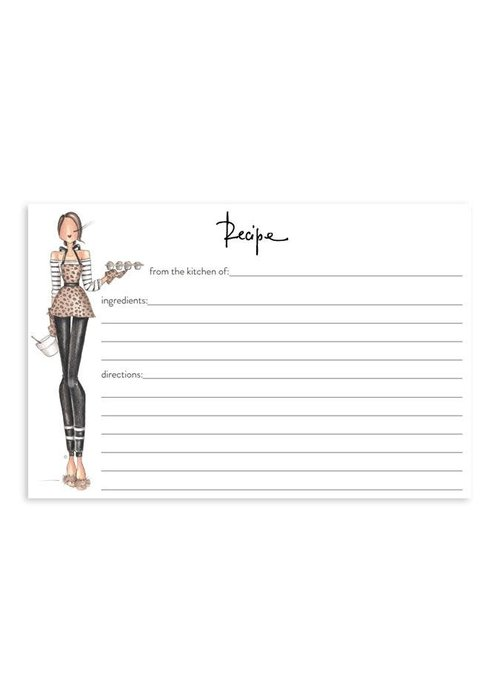 Brittany Fuson Brittany Fuson™ Recipe Cards (10-pack)