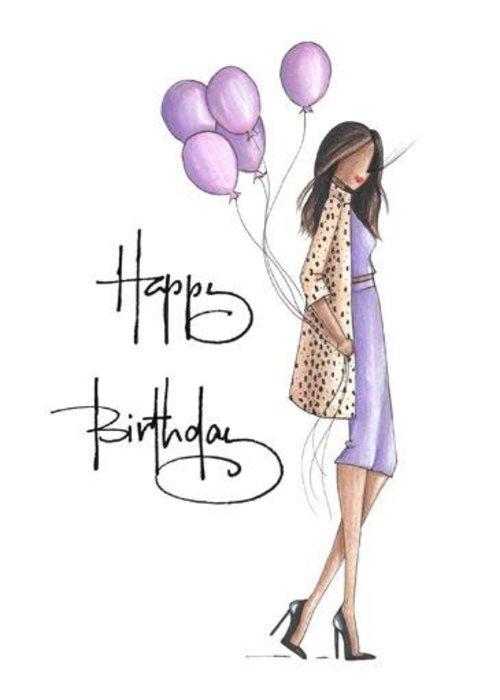 """Brittany Fuson """"Beth"""" Brittany Fuson™ Greeting Card"""