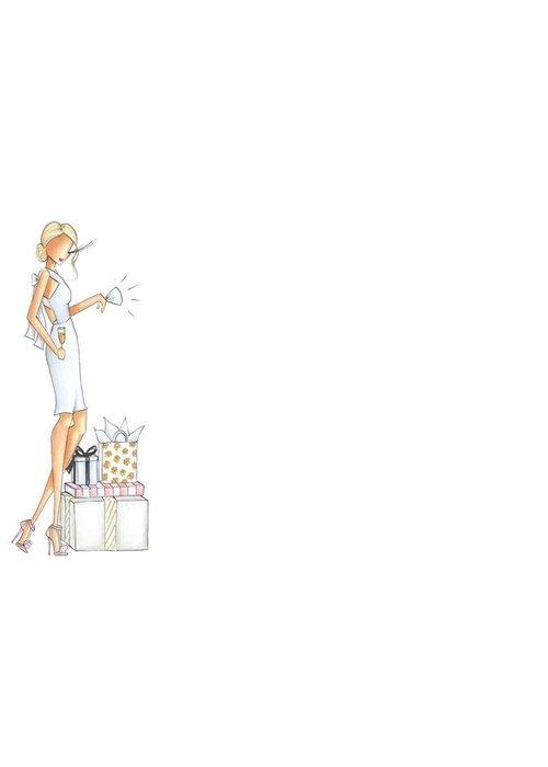 "Brittany Fuson ""Ava"" Brittany Fuson™ Notecards"