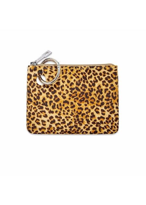 Oventure Cheetah Mini Silicone Zip Pouch