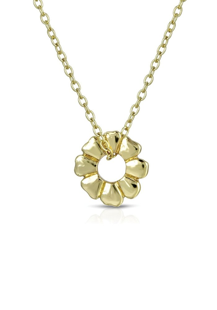 """""""Flowers Will Bloom"""" Necklace + Card Gift Set"""