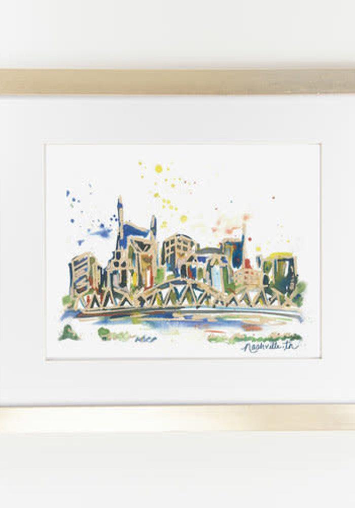 Nashville Fine Art Print