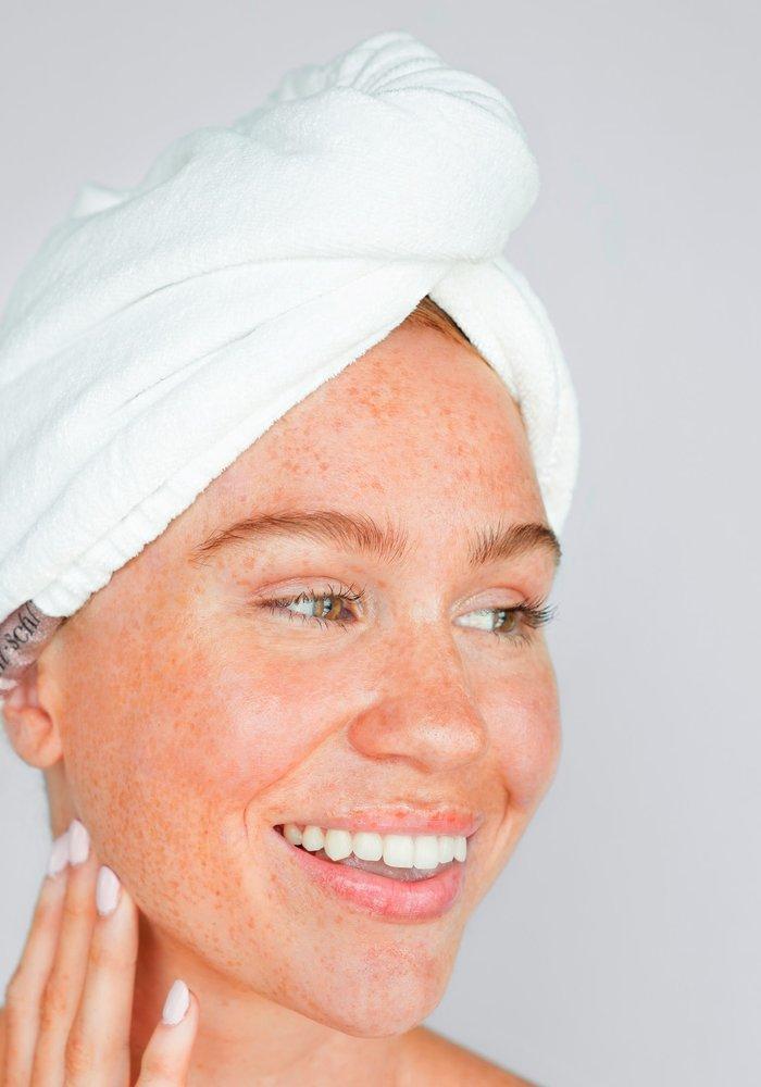 Microfiber Quick Dry Hair Towel