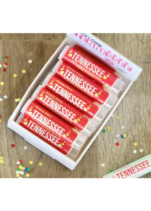Kisses From Tennessee Strawberry Lip Balm