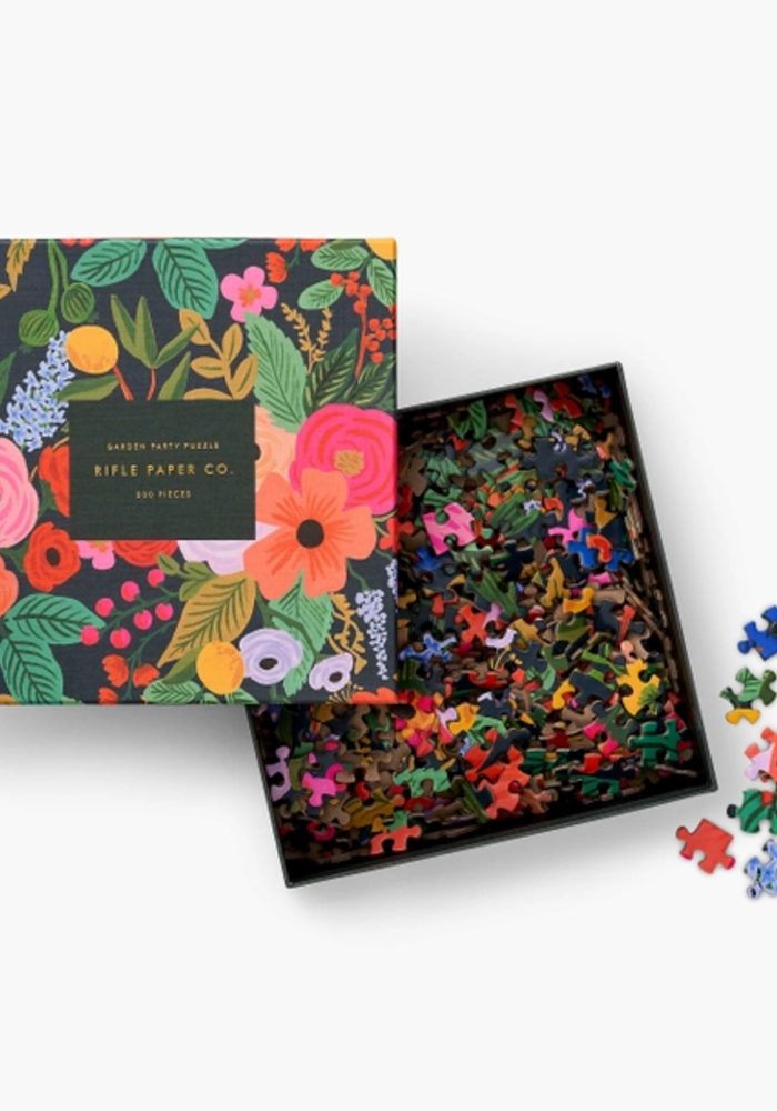 """Garden Party"" 500pc. Puzzle"