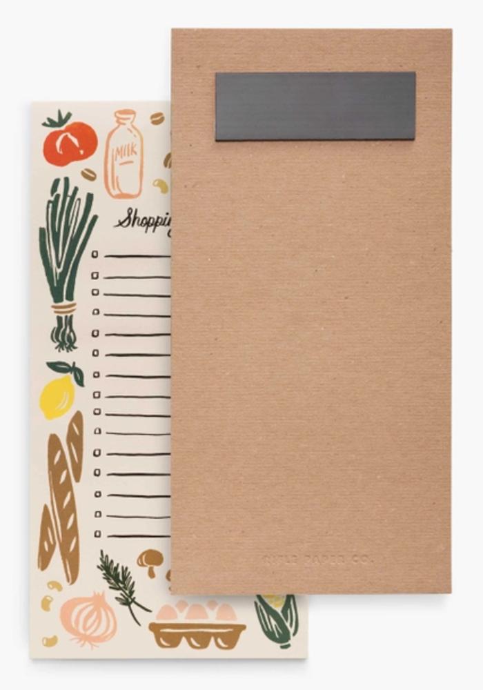 """Corner Store"" Market Refrigerator Pad"