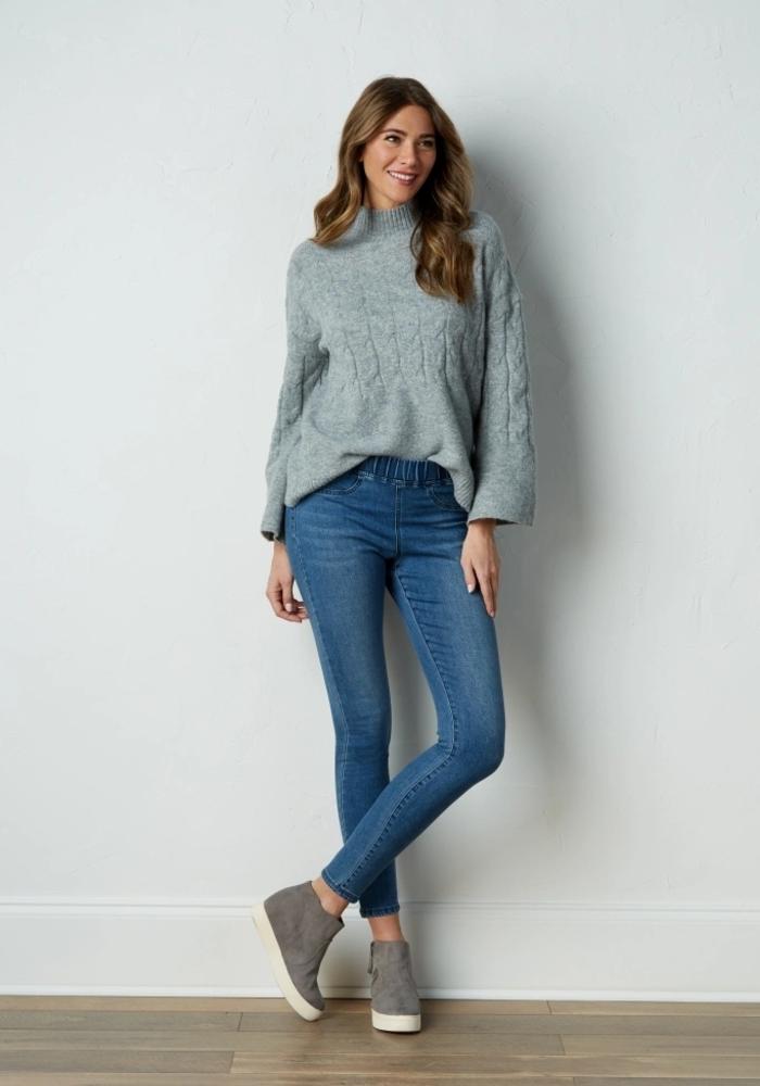 Elyse Denim Legging