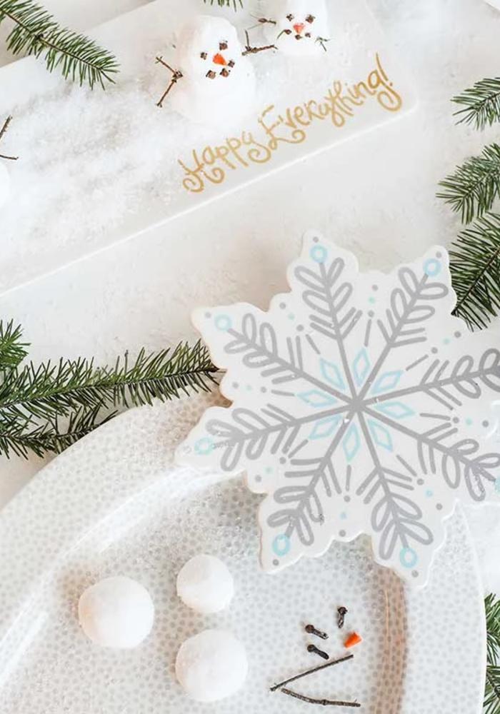 Snowflake Mini Attachment
