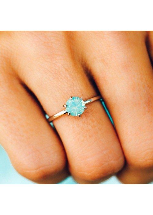 Pura Vida Iridescent Stone Ring
