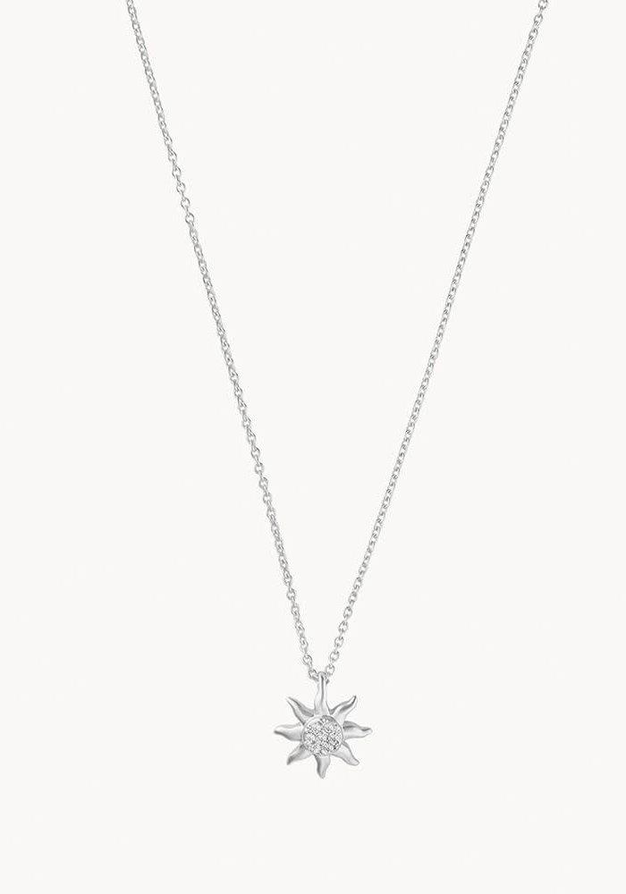 """Sea La Vie """"Happy Day"""" Gift Message Necklace"""