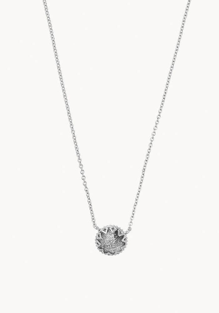 """Sea La Vie """"Simply the Best"""" Matte Gift Message Necklace"""
