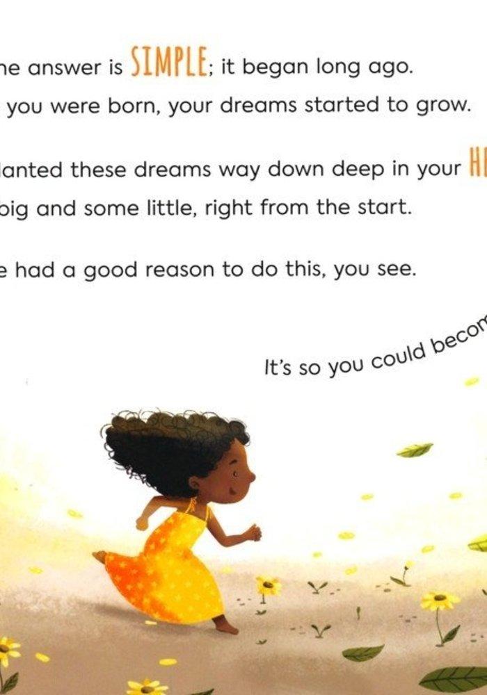 """Hello, Little Dreamer"" Book"
