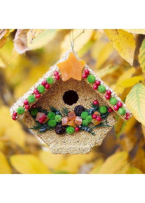 "Mr. Bird ""Fruit Casita"" Birdfeed House"