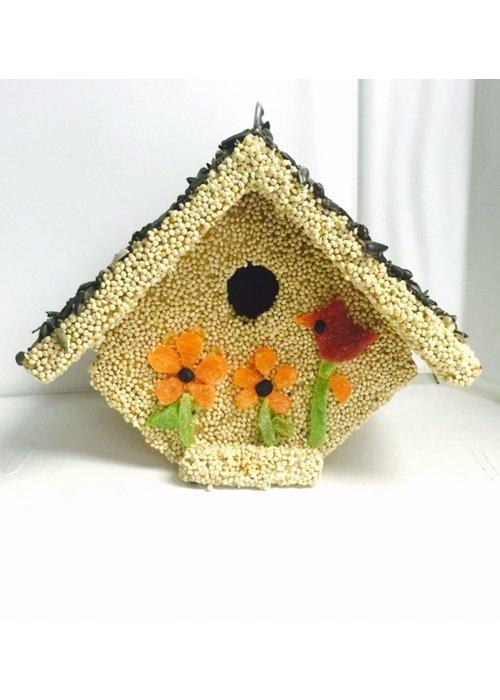 "Mr. Bird ""Spring Fruit Casita"" Birdfeed House"