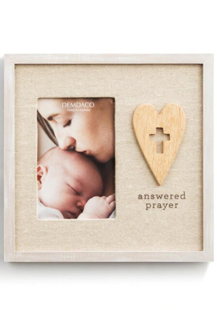 """Answered Prayer"" Frame"