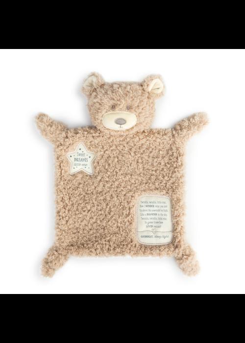 """""""Twinkle, Twinkle..."""" Sweet Dreams Bear Blankie"""