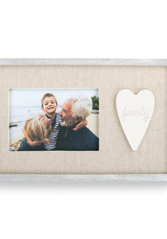 """""""Family"""" Heart Frame"""