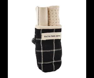 Details about  /Brand New Trim A Home 4 Piece Christmas Hand//Dish Towel /& Pot Holder Set Snowman
