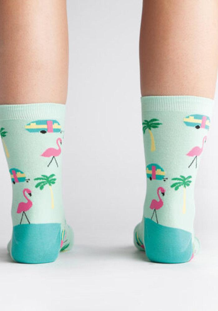 """Florida"" Women's Crew Socks"