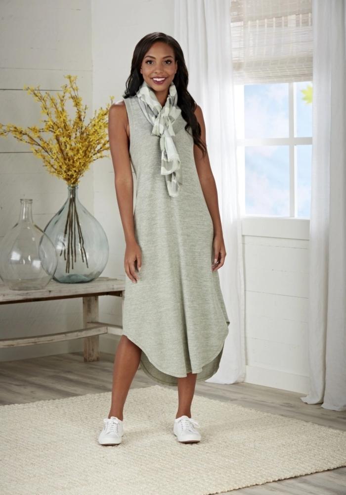 Nash Midi Dress