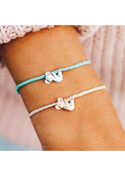 Pura Vida Itty Bitty Koala Charm Bracelet