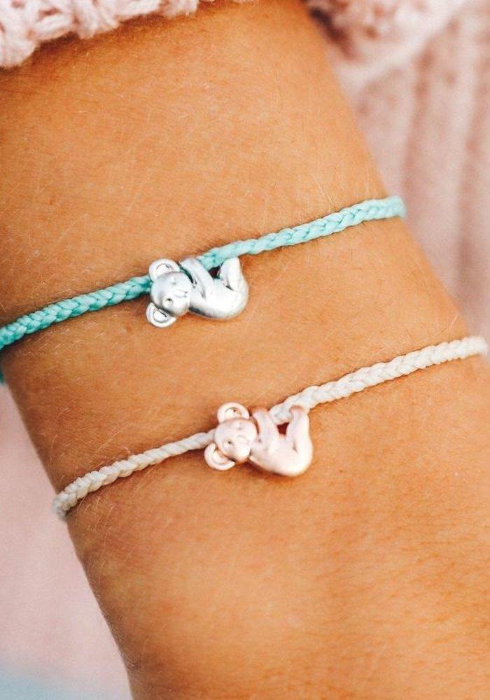 Itty Bitty Koala Charm Bracelet