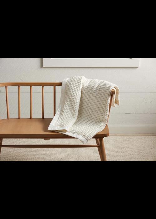 Mudpie Waffle Weave Blanket