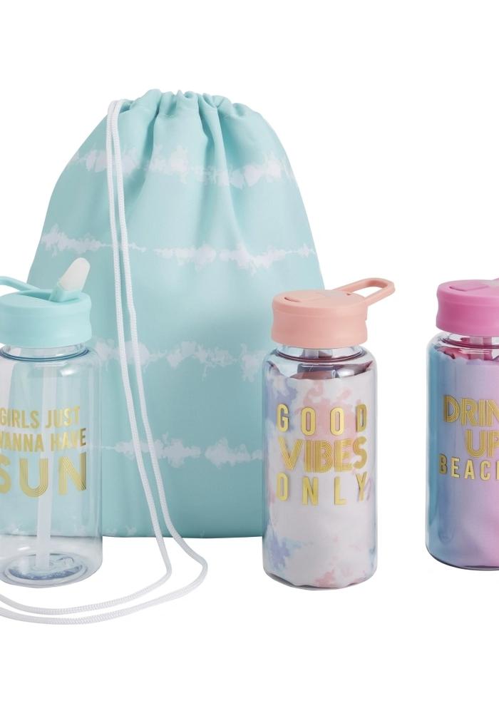 Bottle & Backpack Duo Set