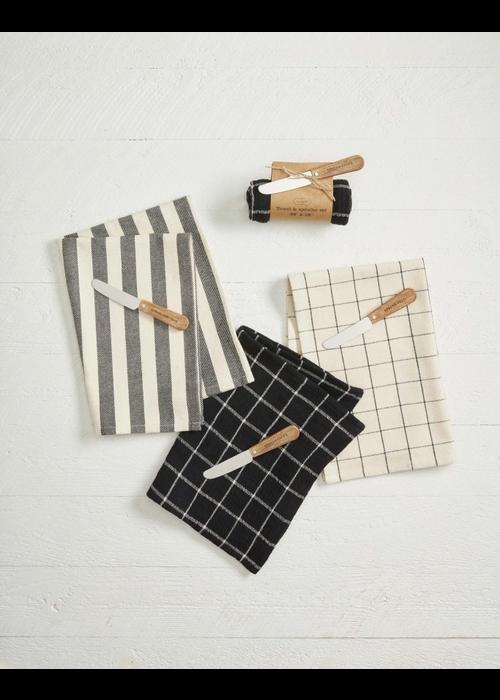 Mudpie Towel & Spreader Set