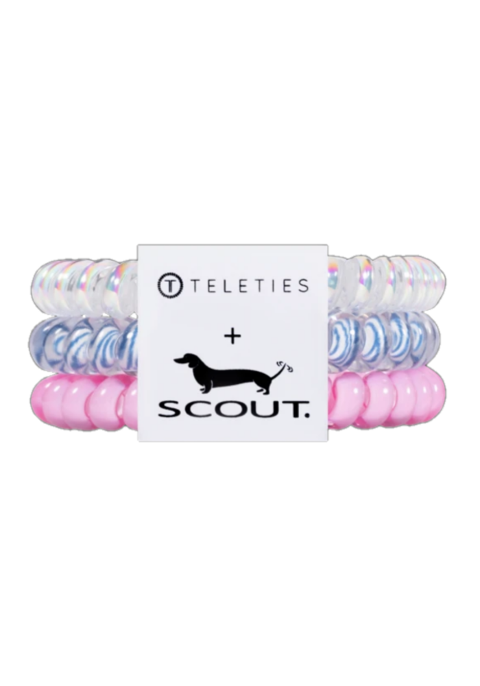 """Limited Edition SCOUT """"Call Me Wavy"""" Teleties"""