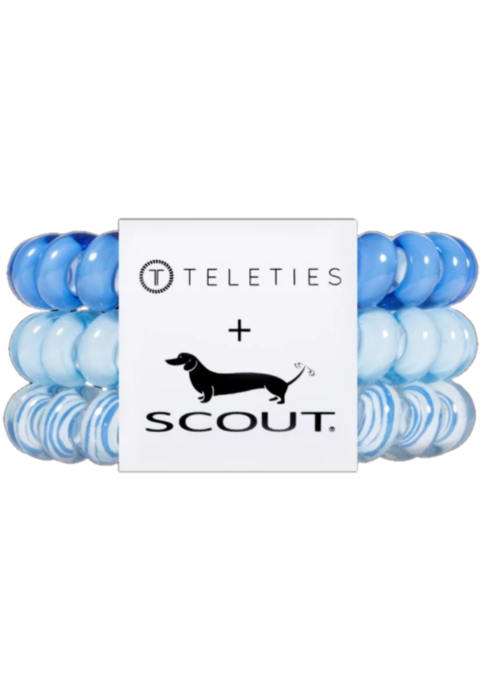 """Limited Edition SCOUT """"Serene Dion"""" Teleties"""