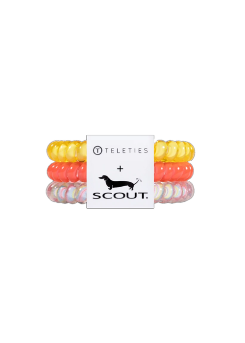 """teleties Limited Edition SCOUT """"Good Vibrations"""" Teleties"""