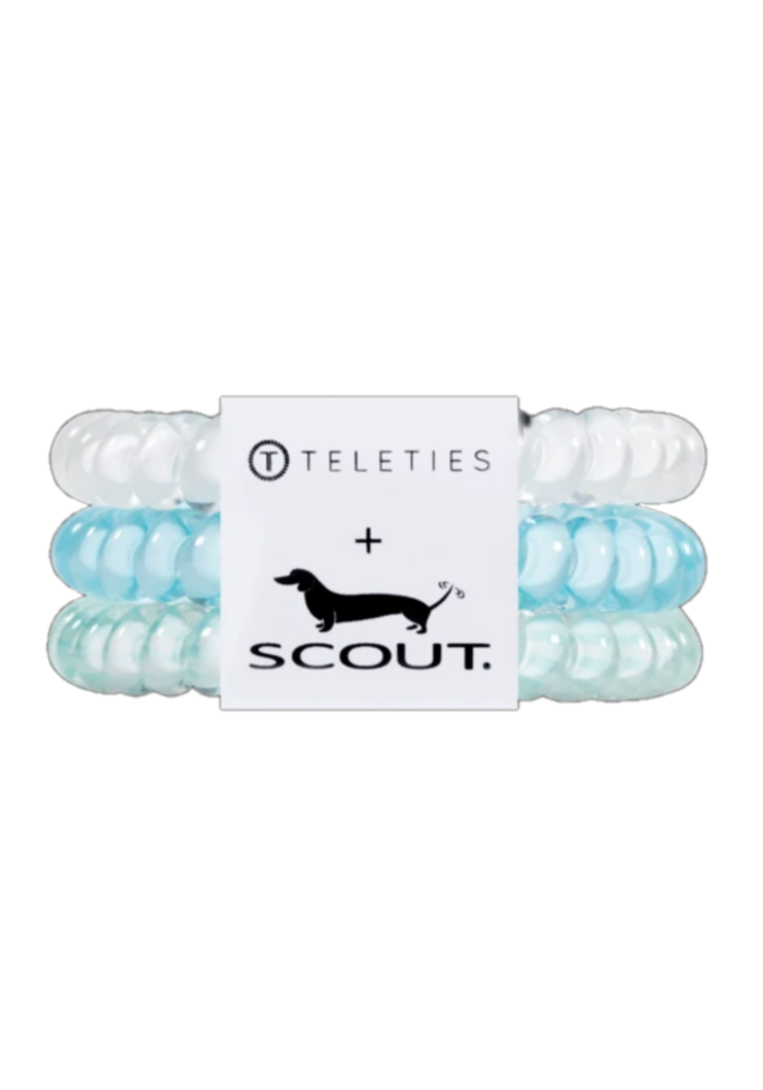 """Limited Edition SCOUT """"Barnaby Checkham"""" Teleties"""