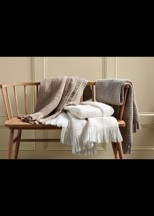 Mudpie Fringe Blanket