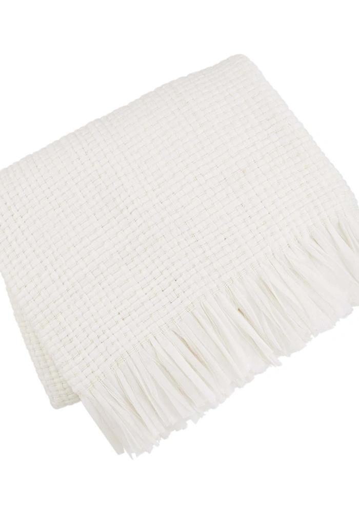 Fringe Blanket