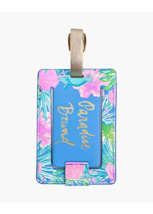 Lilly Pulitzer Lilly Pulitzer Luggage Tag
