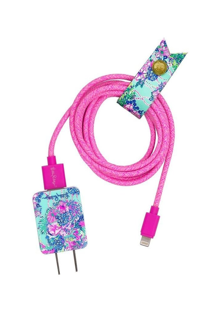 """""""Beach You To It"""" Charging Cord Set"""