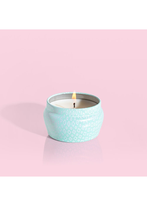 Capri Blue Volcano Mini Aqua Tin Candle