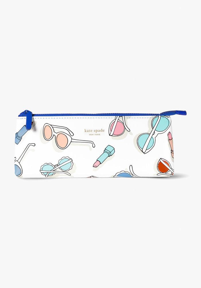 Sun's Out Pencil Case 6-Piece Set