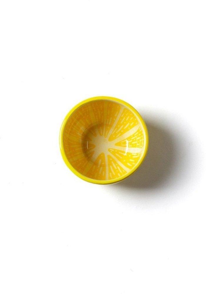 Lemon Appetizer Bowl