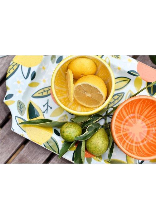 Happy Everything Lemon Appetizer Bowl