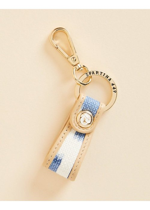 Spartina 449 Oyster Alley Keychain