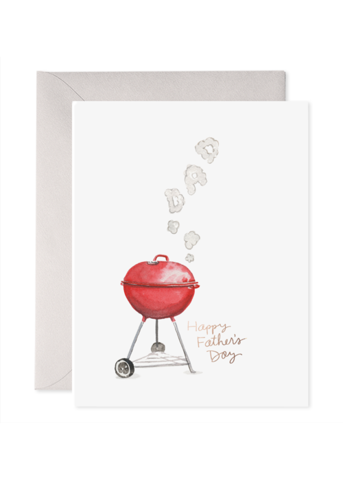 """""""Happy Father's Day"""" Grillmaster Card"""