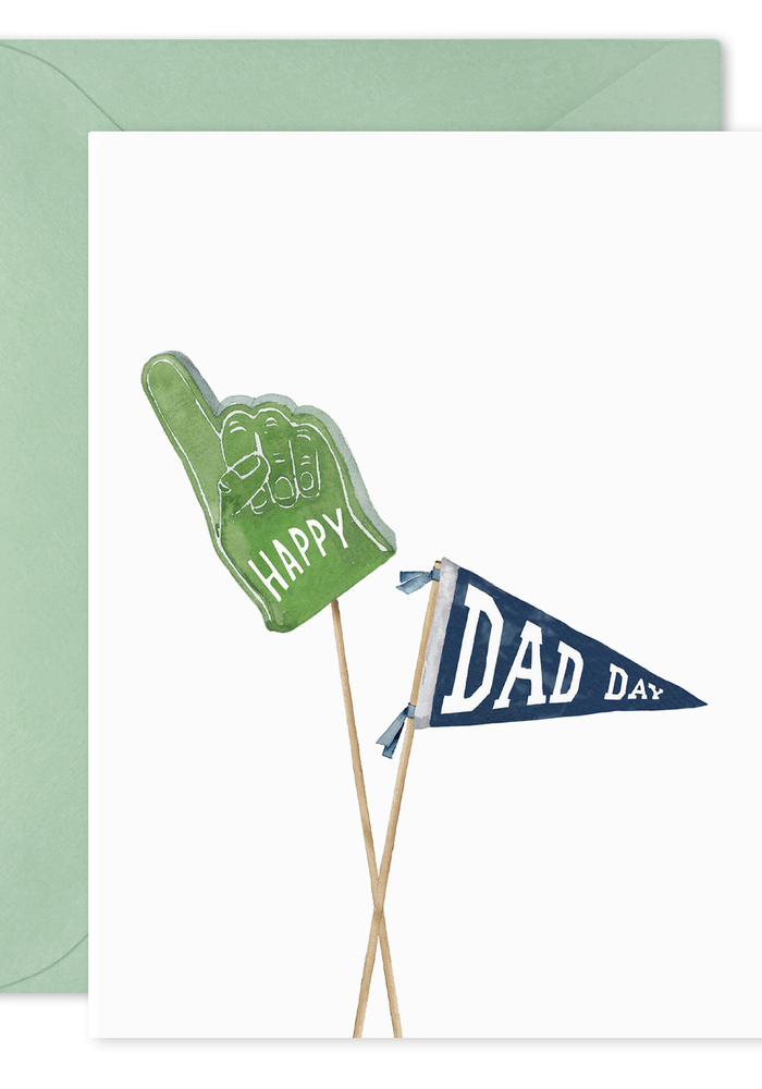 """Happy Dad Day"" Card"