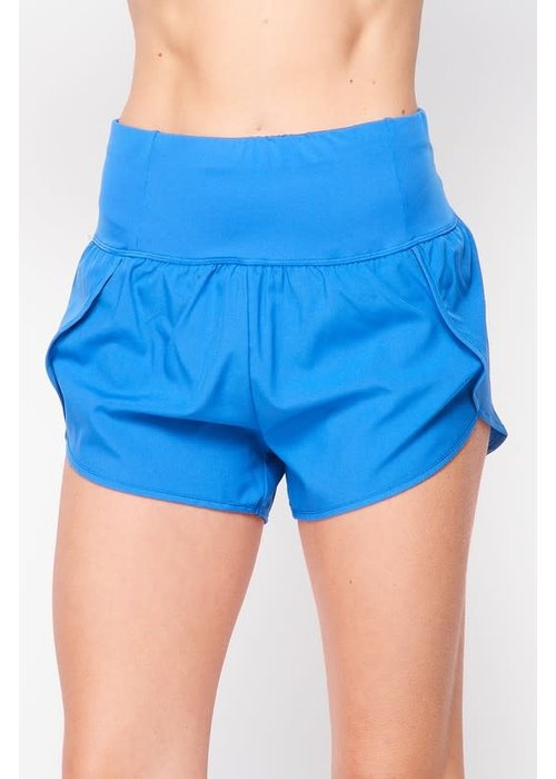 High Waisted Liner Athletic Shorts
