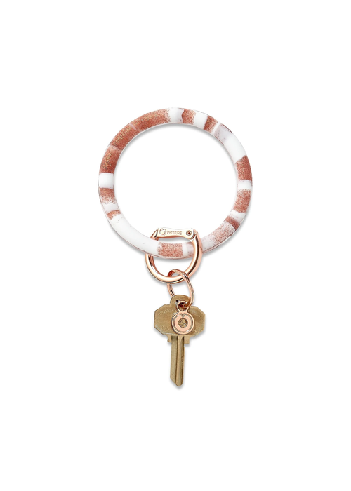 Oventure Rose Gold Marble Big Silicone O Ring