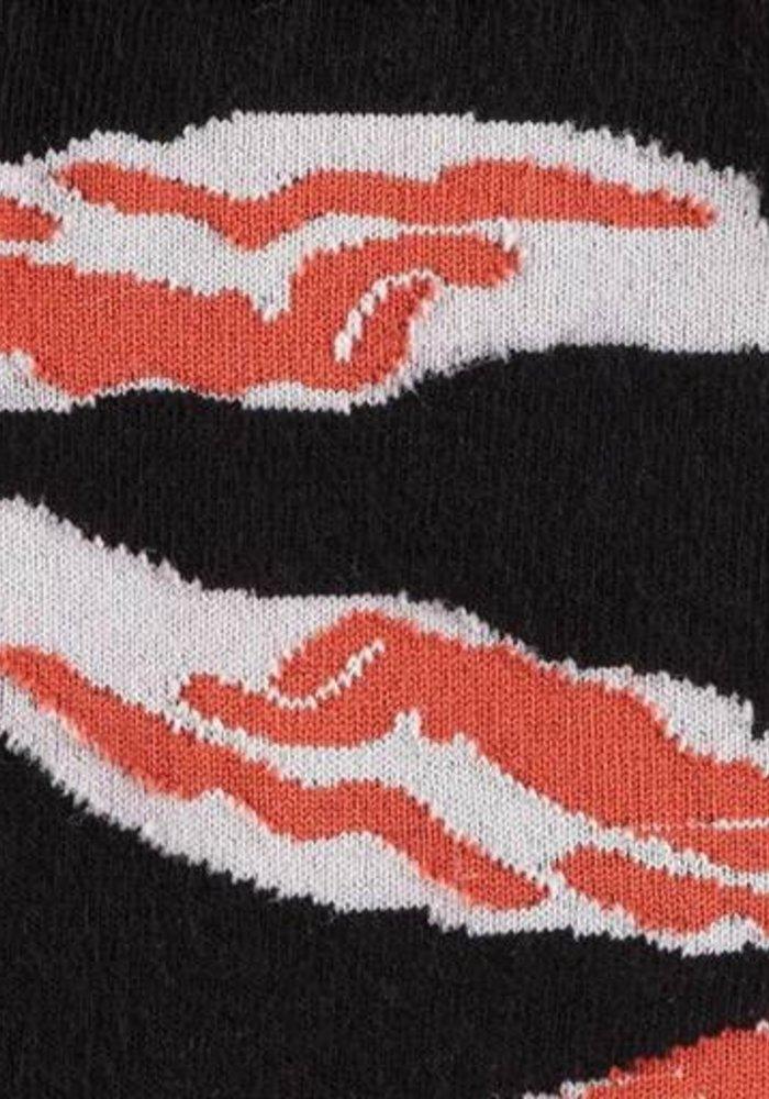 Bacon Crew Sock