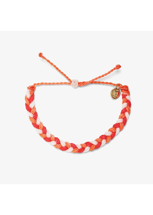 Pura Vida Fruit Punch Braided Bracelet