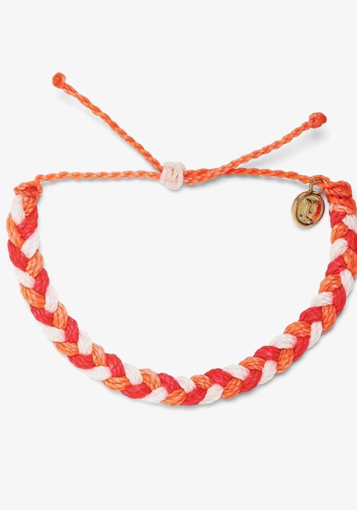 Fruit Punch Braided Bracelet